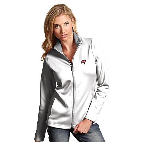 Amazon.com   NFL Tampa Bay Buccaneers Women s Leader Jacket   Sports ... 9b0fefc6d