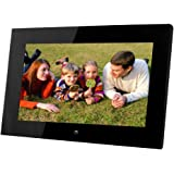 "14"" Digital Photo Frame, Hi-resolution, transitional effects, slideshow, interval time adjust - Large Screen Photo Frame"