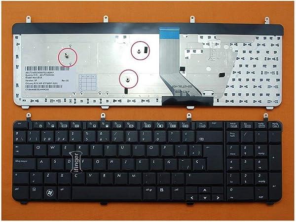 IFINGER Teclado para PORTATIL HP AEUT5P00010 EN ESPAÑOL Nuevo ...