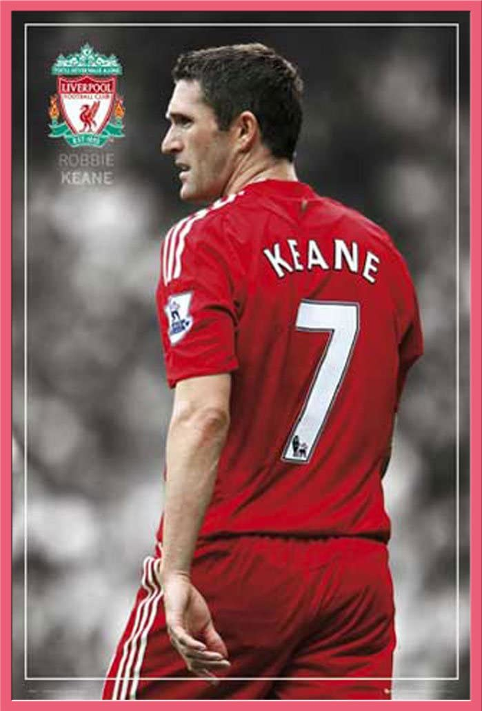 Größe 61x91,5 cm Fußball Liverpool The Normal One Poster Plakat Druck
