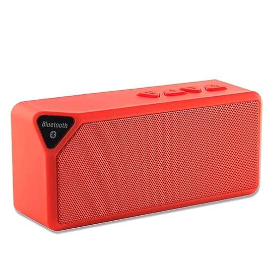 18 opinioni per Vicloon Altoparlante Bluetooth- Speaker Portatile Senza Fili con Microfono- Con