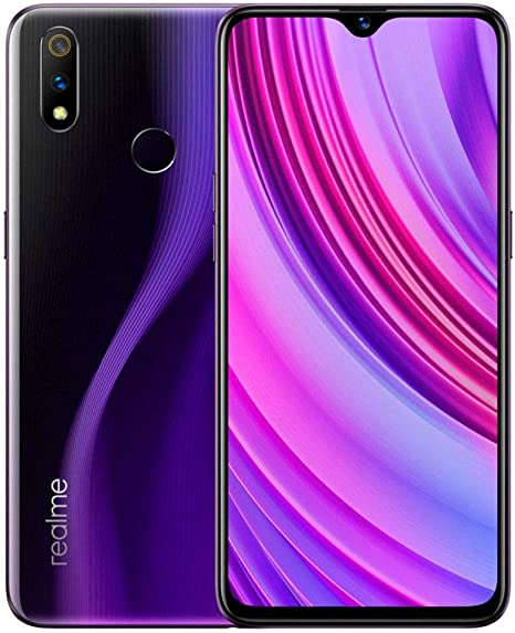 REALME 3 Pro Dual Sim 128GB LTE 4G Purple 6GB RAM RMX1851: Amazon ...