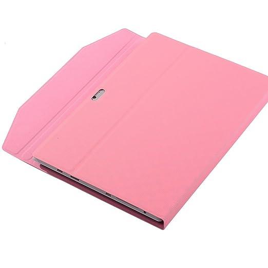 3 opinioni per Microsoft Surface 3 Custodia con Tastiera Pinhen Custodia a libro Per Il
