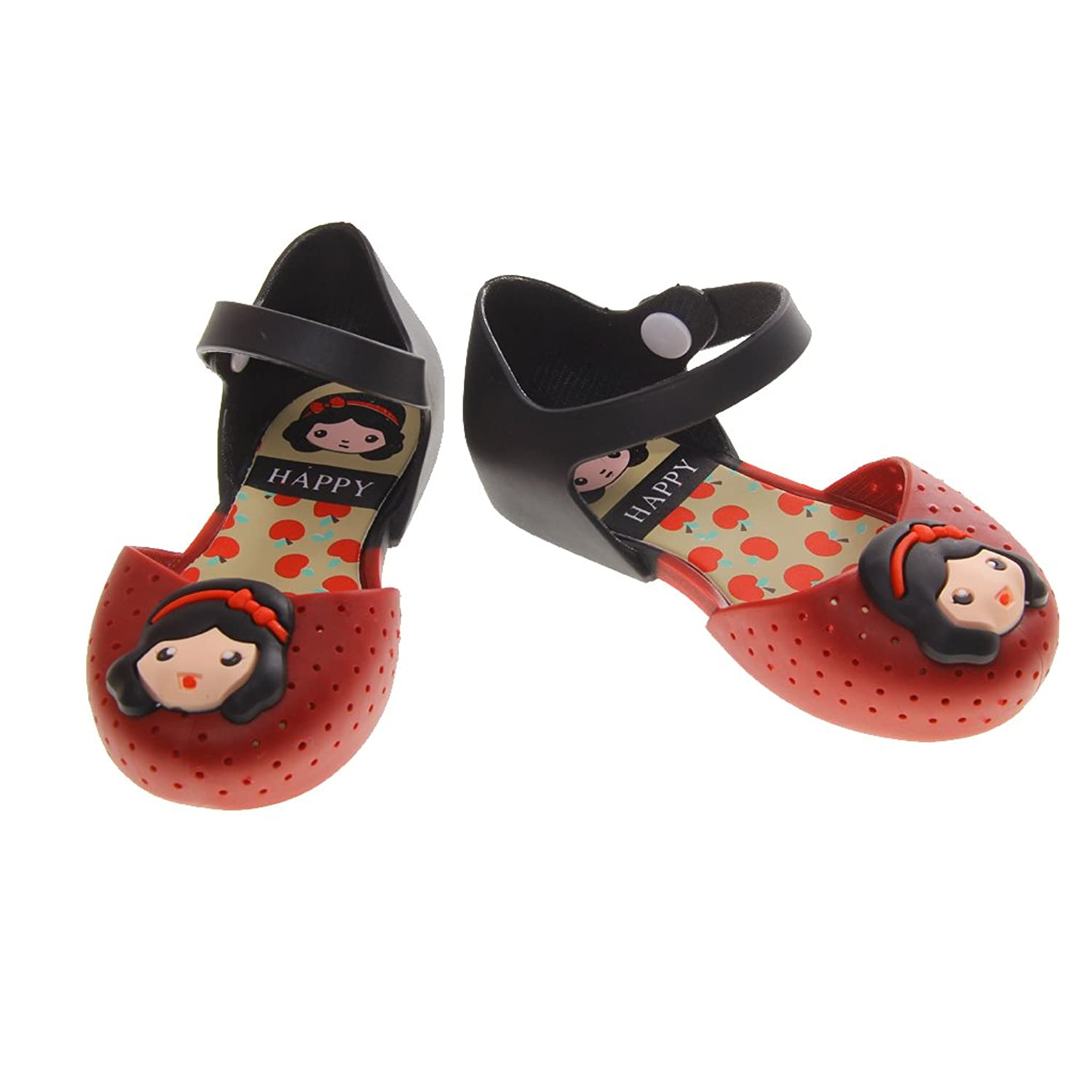 Shoes Girls Jelly Princess Sandals Image 2
