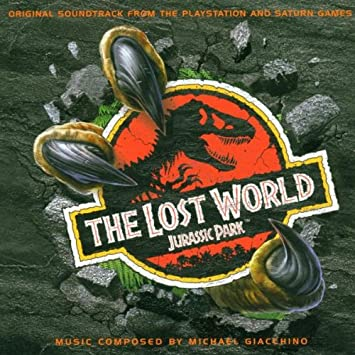 john williams michael giacchino the lost world jurassic park