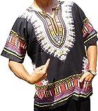 #3: Dashiki For Men by AmericanDashiki (USA Co) 100% Cotton 25