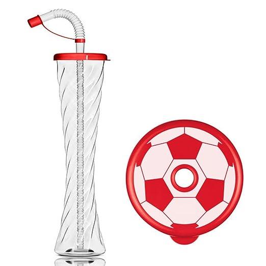 FÚTBOL BALÓN PLANA Cubiletes de plástico para Copa Mundial Evento ...