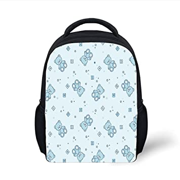 e738f19cf1e8 Image Unavailable. Image not available for. Color  iPrint Kids School  Backpack ...