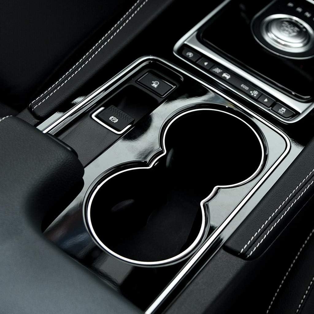 Interior Storage box Cup holder Tray for Jaguar F pace XFL 2017 Autobro