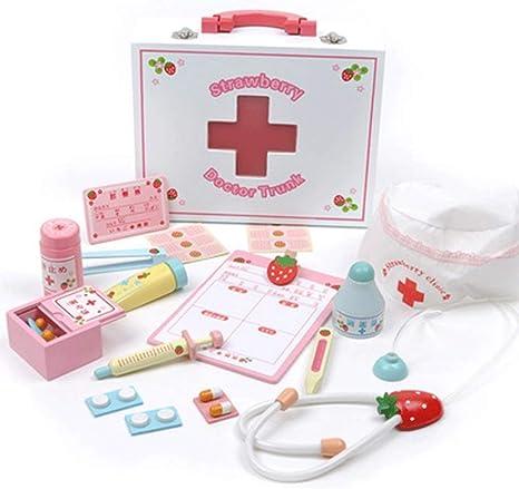 Doctor Kit 12Pcs Kids Medical Kit Niños Simulación Jugar House ...