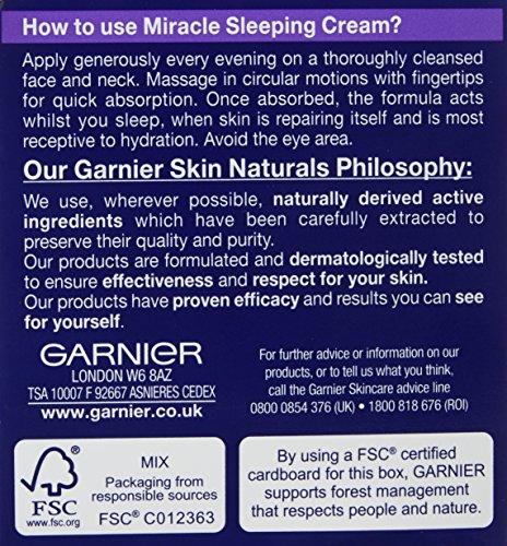 Garnier Miracle Sleeping Cream 50Ml