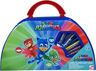 PJ Masks PJM-4139 Carry Along Art Case, Multicolour
