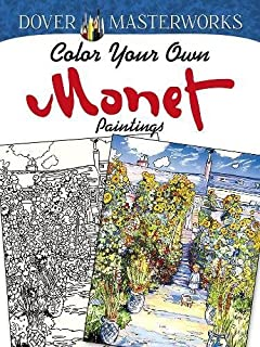 Color Your Own Van Gogh Paintings (Dover Art Coloring Book ...