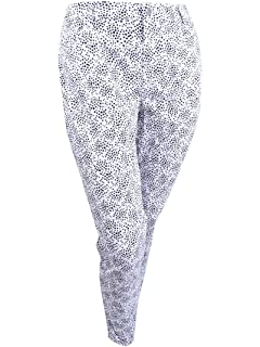 c647abbeb40 MICHAEL Michael Kors Women s Miranda Printed Skinny Pants at Amazon ...