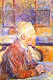 Henri de Toulouse Lautrec Vincent van Gogh Art Print Poster 24x36 inch
