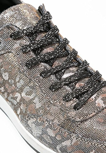 Ippon Vintage Sneaker Donna, Argento (Argento), 38