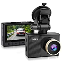 Amazon.com deals on Nulaxy CVX01 1080P Full HD Car Camera Recorder Parking Mode
