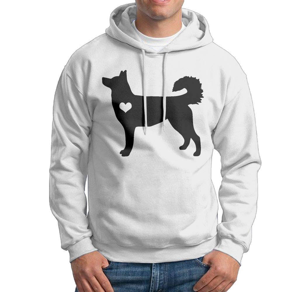 NWYYZDD Boys Husky Heart Patterns Print Athletic Pullover Hood Fashion Sweatshirts