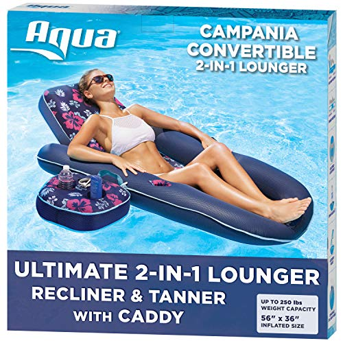 Aqua Campania Ultimate 2 in 1 Recliner & Tanner
