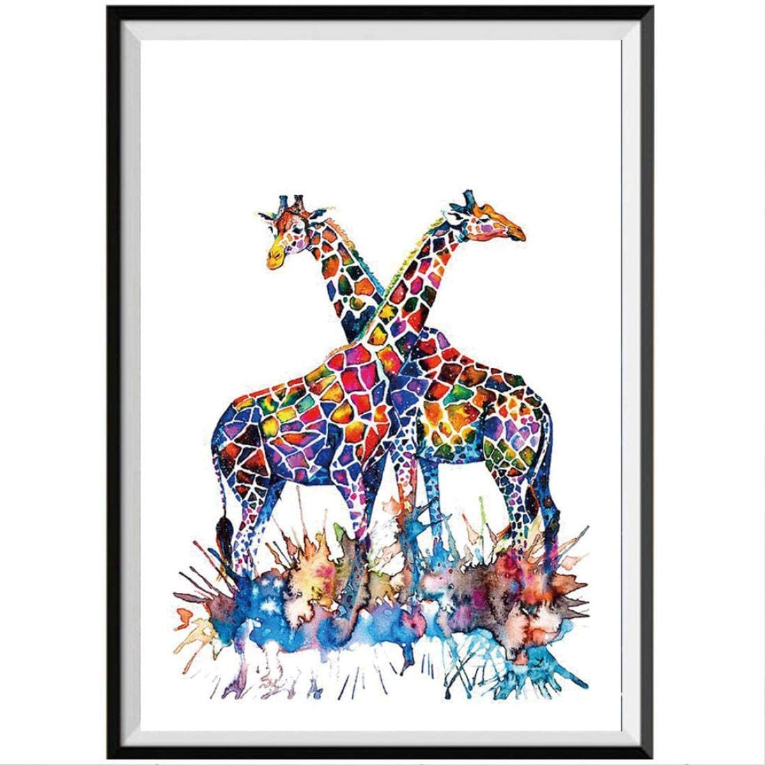 Crafts /& Sewing Cross Stitch,Wall Stickers for Living Room Home Decoration Size:30X40cm DIY 5D Diamond Painting,Dartphew Cool Institute of Wizardry /& Mysterious White God