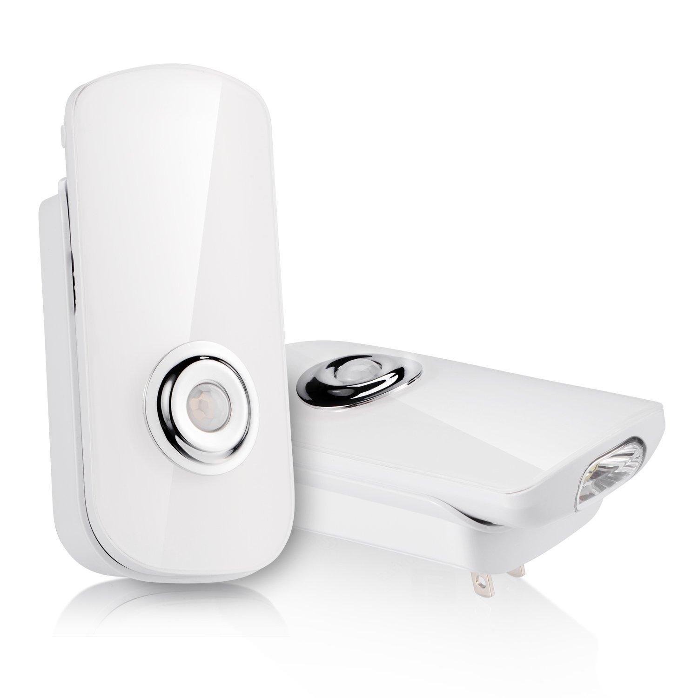 Etekcity 2 Pack LED Night Light Flashlight: Rechargeable Emergency ...