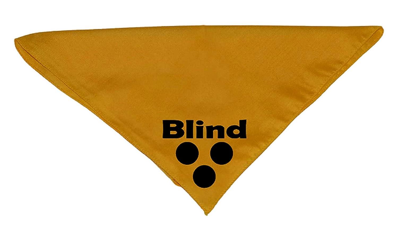 Hundehalstuch Blind Blindenpunkte