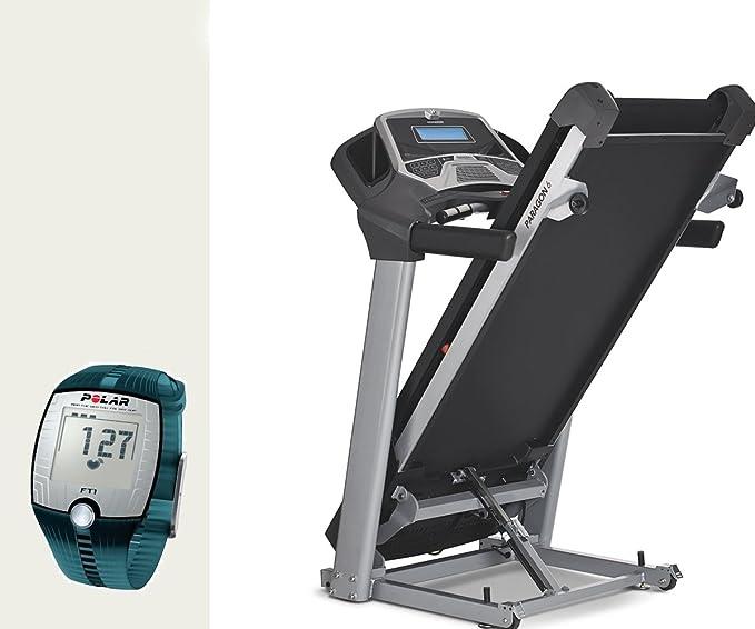 Horizon fitness Paragon 6 - cinta de correr modelo 2015 FT1 reloj ...