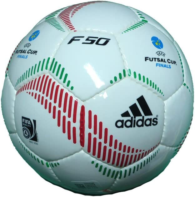 adidas F50 Sala 65 UEFA Sala Cup Match Balón Fútbol Sala: Amazon ...