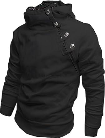 Designer Premium Mens Hood T Shirt Slim Fit Sweatshirt Hoody hoodie  Collection (Small) e1bdaec35e0d