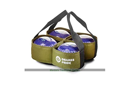Drakes Pride 4 Bowl Carrier (Green): Amazon.es: Juguetes y ...