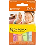OHROPAX Color Schaumstoff Stoepsel, 8 St