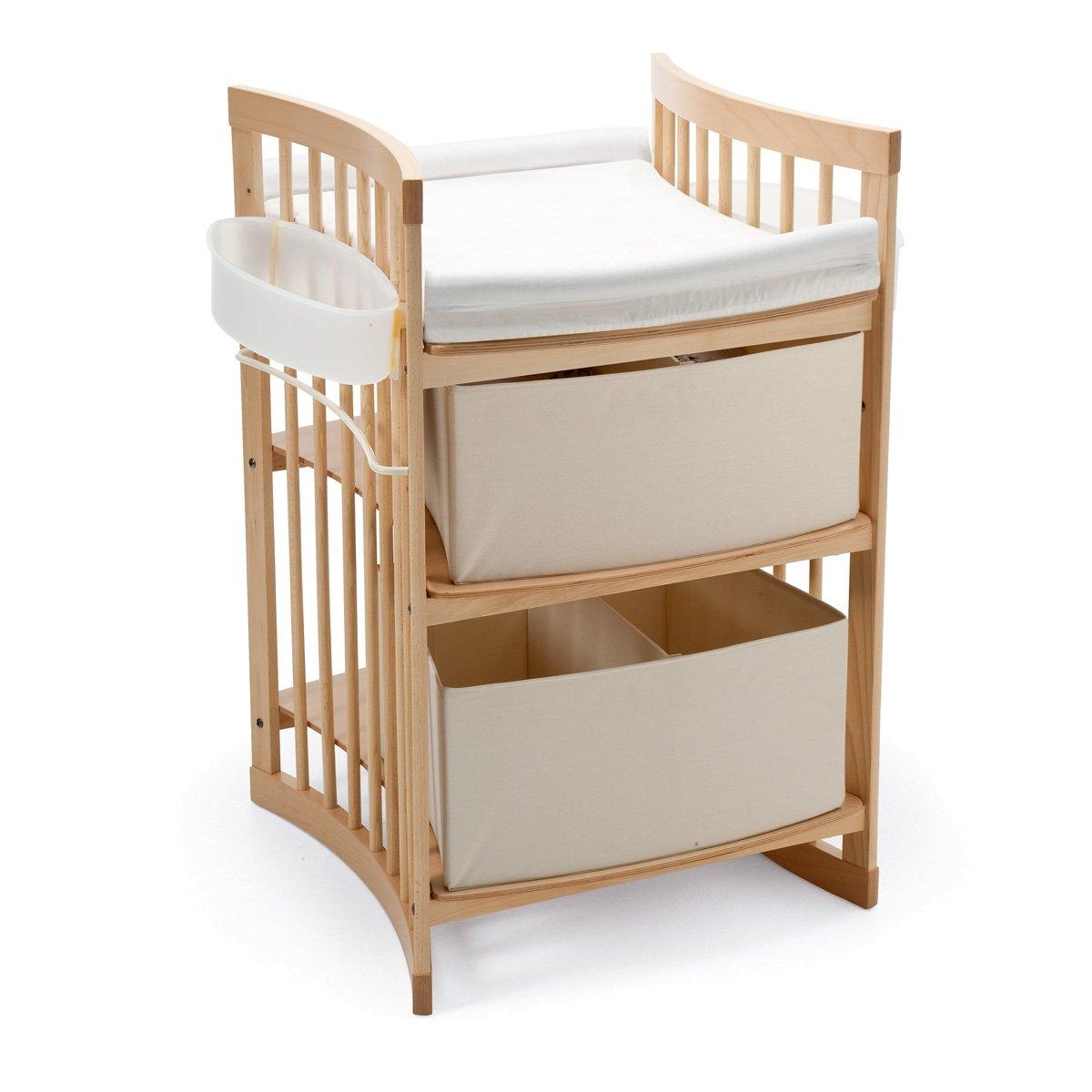 stokke sleepi crib natural amazonca baby - stokke care changing table natural