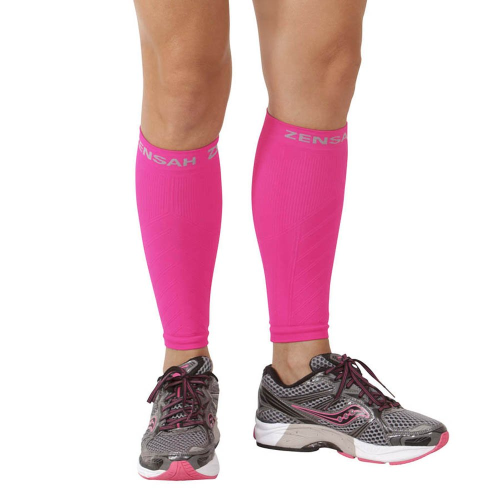 Zensah Compression Leg Sleeves Helps Shin Splints Leg Sleeves for Running