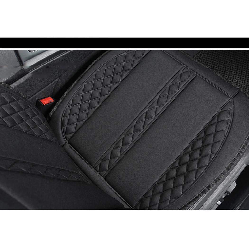 Meihet 12V Heated Car Seat Cushion Non-slip Heating Warmer Pad Cover