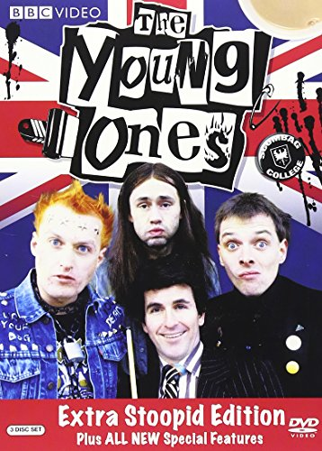 The Young Ones: Extra Stoopid Edition by Warner Home Video