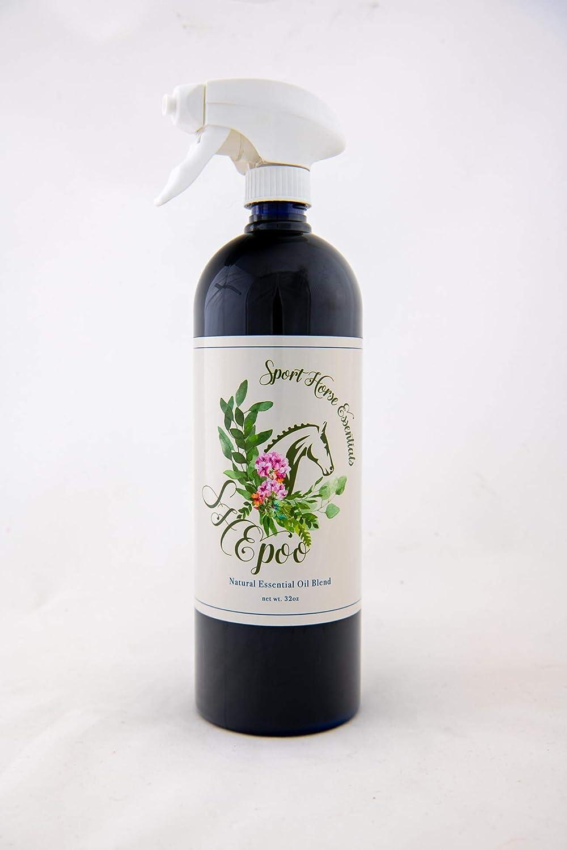 Equine Foam Shampoo 100% All Natural Essential Oils 32oz SHEpoo