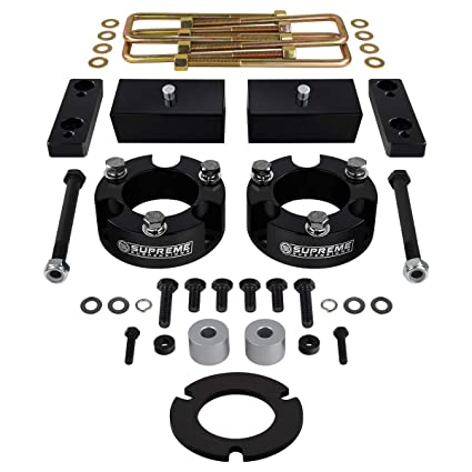 Supreme Suspensions Differential Drop PRO Toyota Tacoma 2 Front Suspension Leveling Lift Kit 4WD
