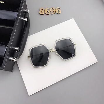 Gafas de sol premium Gafas de sol poligonales Gafas de color ...