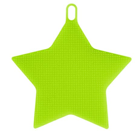 yeshi star style silicone dishwashing brush multipurpose silicone rh amazon co uk