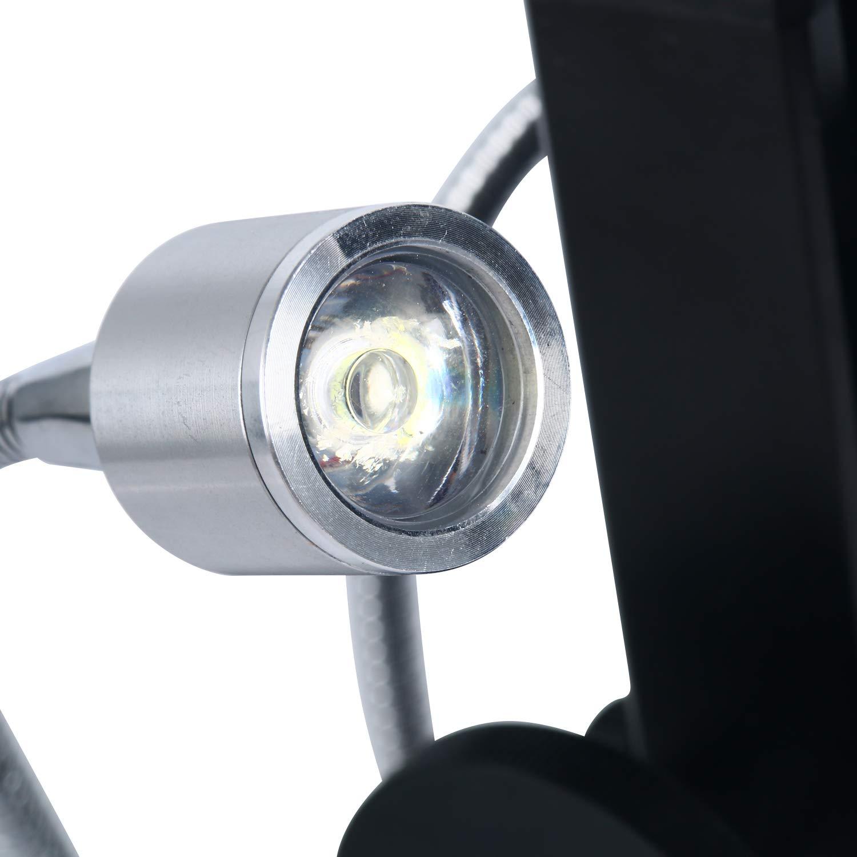 1080P, HDMI//AV, 5 Pulgadas Andonstar ADSM301 Microscopio Digital para reparaci/ón de Soldador