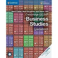 Cambridge IGCSE® Business Studies Coursebook with CD-ROM (Cambridge International IGCSE)
