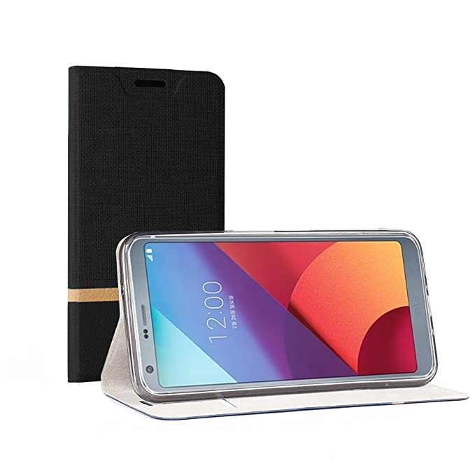 3 opinioni per SunFay Custodia LG G6, Wallet Cover LG G6 Protettiva Premium Portafoglio