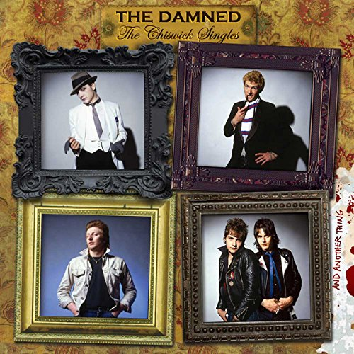 Vinilo : The Damned - Chiswick Singles-And Another Thing (LP Vinyl)