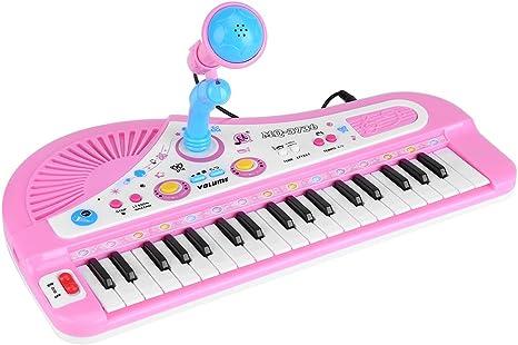Baby Spielzeug elektronisches Klavier Baby Musik Bühne