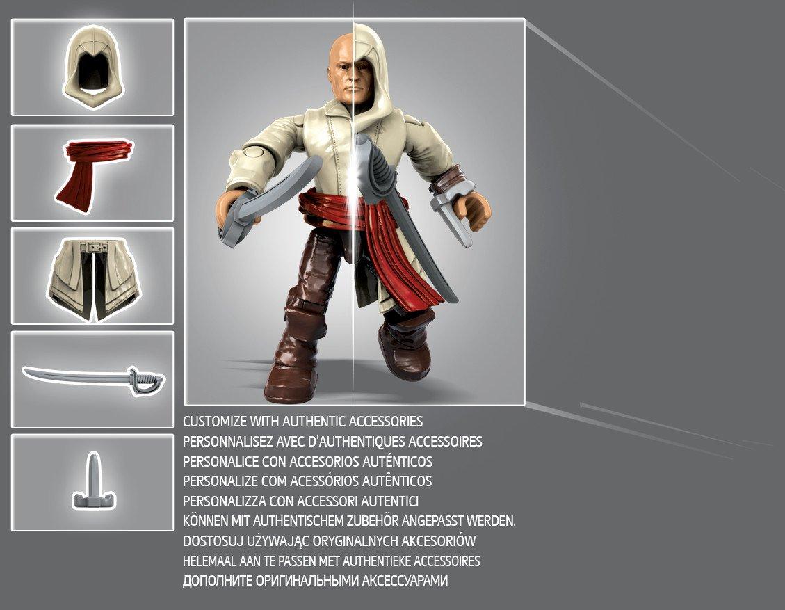 Mega Bloks ASSASSIN/'S CREED Borgia Guard Pack