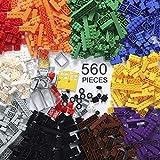 Best Toys Compatible With LEGOs - Building Bricks -Regular Colors 500 Pieces -Compatible Review