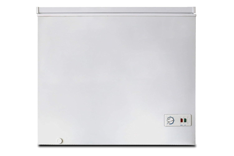 Congelador Arcó n INFINITON Horizontal (Blanco) CH-202 DC - A+ - 200 litros - Dual System - 4****