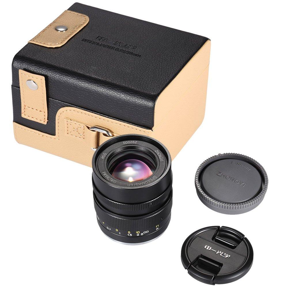 Andoer® Zhong Yi Optics 35mm F0.95 APS-c Full Frame: Amazon.co.uk ...