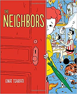 Image result for neighbors tsarfati