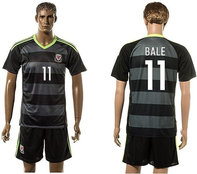 2016 UEFA - Camiseta de 11 de Gareth Bale, Eurocopa de fútbol ...